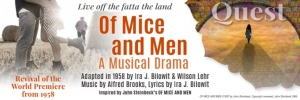 Of Mice and Men, A Musical Drama